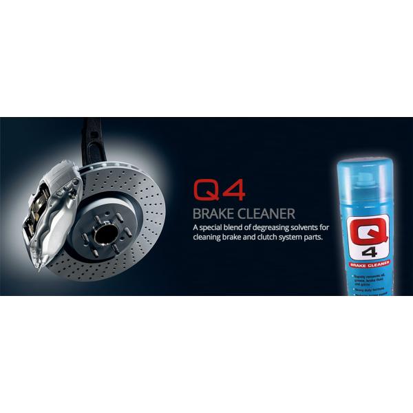 Q4 - BRAKE AND CLUTCH CLEANER - 500ml