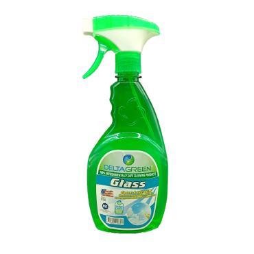DELTA GREEN - GLASS - 650ML