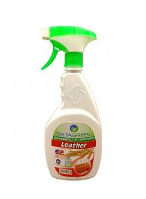 DELTA GREEN - LEATHER - 650ML