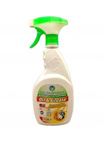 DELTA GREEN - OIL & GREASE - 650ML