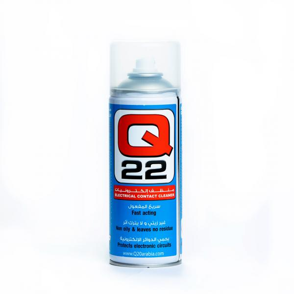 Q22 - ELECTRICAL CONTACT CLEANER