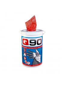 Q90 - INDUSTRIAL HAND CLEANING WIPES