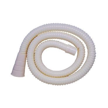 SPEEDYBEE PVC WASHING MACHINE OUTLET HOSE 200CM - WHITE